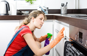 home cleaners Manly